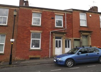 Thumbnail 4 bedroom terraced house to rent in East Cliff Road, Preston