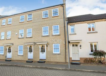 Thumbnail 3 bed terraced house for sale in Wissey Way, Ely