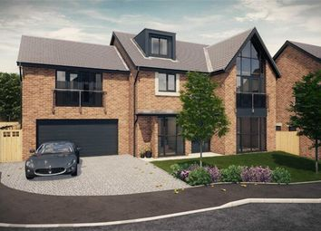 Thumbnail 6 bedroom detached house for sale in Longsands Lane, Fulwood, Preston