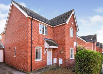 4 bed detached house for sale in Mallard End, Downham Market PE38