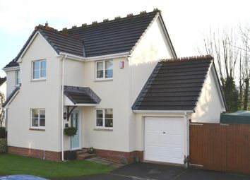Thumbnail 4 bed detached house for sale in Barleycorn Fields, Landkey, Barnstaple