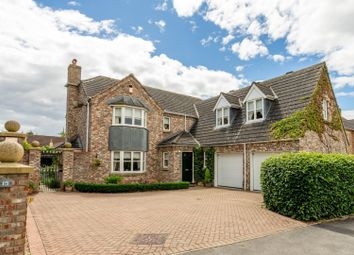 Thumbnail 4 bed detached house for sale in Lawnway, Stockton Lane, York