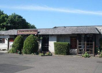 Thumbnail Commercial property for sale in Longridge Road, Whitburn