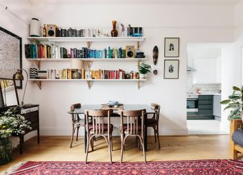 Thumbnail 1 bed flat for sale in Kenninghall Road, Clapton, London