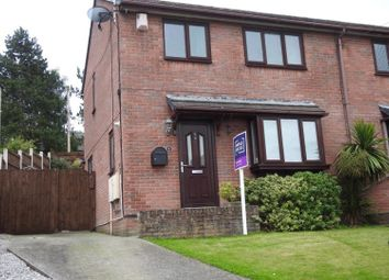 Thumbnail 3 bed semi-detached house for sale in Ochr Y Bryn, Meliden