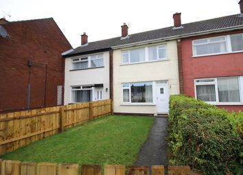 Thumbnail 3 bedroom terraced house for sale in Lisnabreen Crescent, Bangor