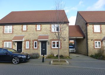 Thumbnail 3 bed semi-detached house for sale in Catterick Road, Bicester