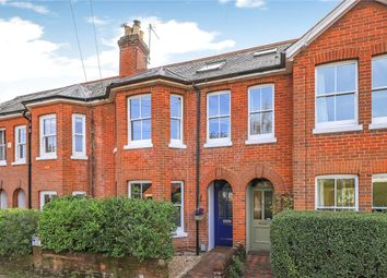 Thumbnail 4 bed terraced house for sale in Alswitha Terrace, King Alfred Place, Winchester, Hampshire