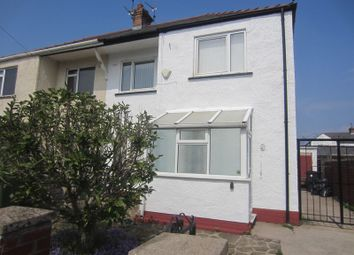 Thumbnail 3 bed semi-detached house to rent in Colin Way, Ely, Cardiff