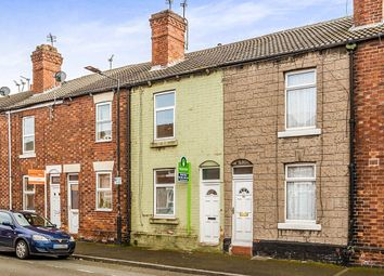 Thumbnail 2 bedroom terraced house for sale in Allerton Street, Doncaster