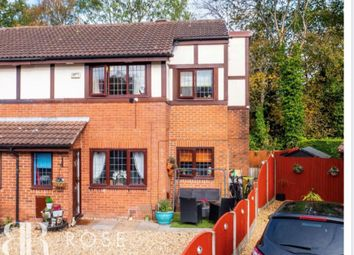 Thumbnail 4 bed semi-detached house for sale in The Heathers, Bamber Bridge, Preston
