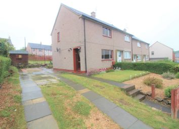 Thumbnail 2 bed end terrace house for sale in Livingstone Drive, Bo'ness