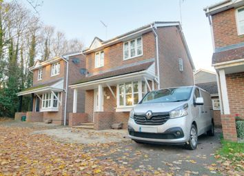 Thumbnail 3 bed link-detached house for sale in Huntsman Close, Puckeridge, Ware