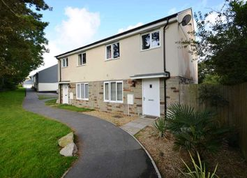 Thumbnail 4 bed semi-detached house for sale in Kingston Way, Mabe Burnthouse, Penryn