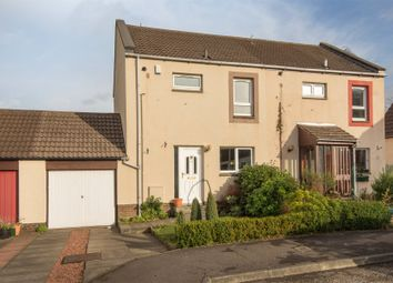 Thumbnail 3 bed semi-detached house for sale in Canty Grove, Longniddry, East Lothian