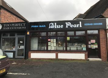Thumbnail Leisure/hospitality for sale in Princes Avenue, Walsall