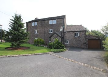 Thumbnail 5 bed detached house for sale in Harrop Edge Road, Mottram, Hyde