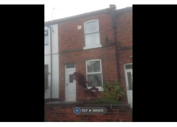Thumbnail 2 bed terraced house to rent in Princess Road, Dronfield