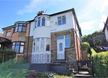 Thumbnail 3 bedroom semi-detached house for sale in Henconner Lane, Leeds