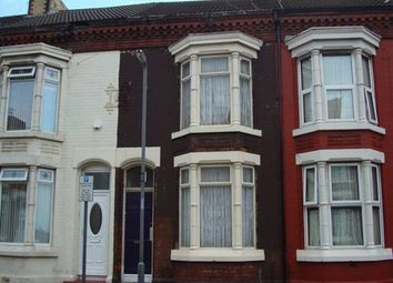 Thumbnail 2 bed terraced house to rent in Orwell Road, Liverpool