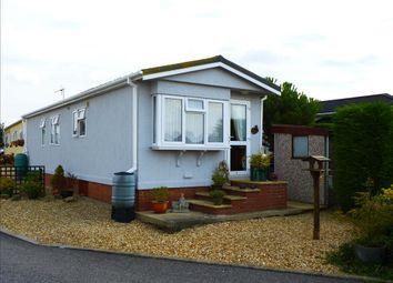 Thumbnail 2 bed mobile/park home for sale in Braemar Residential Park, Kirkby Green, Lincoln