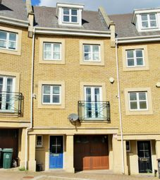 Thumbnail 6 bed terraced house for sale in Kingfisher Drive, Greenhithe, Greenhithe