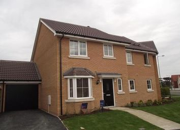 Thumbnail 3 bed property to rent in Fennel Drive, Red Lodge, Bury St. Edmunds