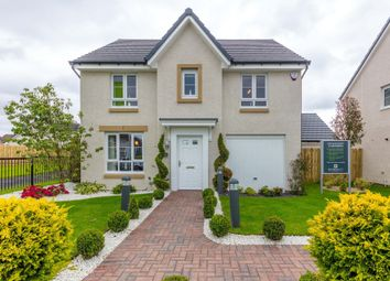 "Thumbnail 4 bed detached house for sale in ""Corgarff"" at Abbey Road, Elderslie, Johnstone"