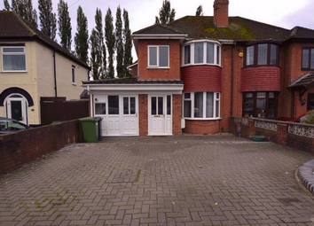 Thumbnail 3 bed semi-detached house for sale in Sandon Road, Wolverhampton