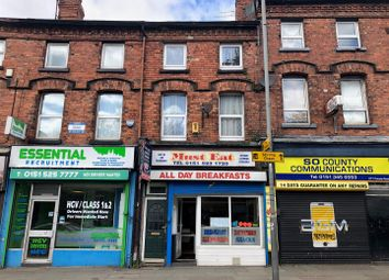 Thumbnail 1 bed property for sale in County Road, Walton, Liverpool