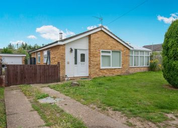Thumbnail 2 bed detached bungalow for sale in Shadwell Close, Weeting, Brandon