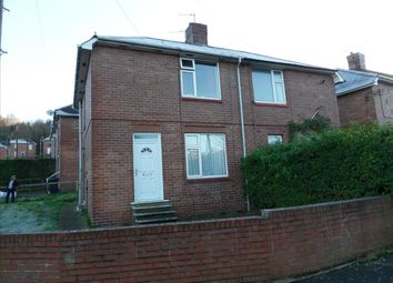 Thumbnail 2 bed semi-detached house for sale in Springfield Road, Hexham