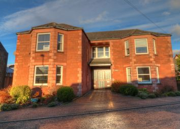 Thumbnail 2 bed flat for sale in Dunlappie Road, Edzell, Brechin