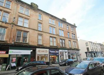 Thumbnail 1 bed flat for sale in 91, West Blackhall Street, Flat 1-1, Greenock, Inverclyde PA151Xp