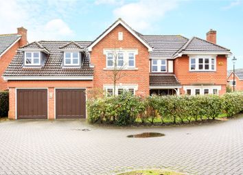 Thumbnail 5 bedroom detached house for sale in Ontario Way, Liphook, Hampshire
