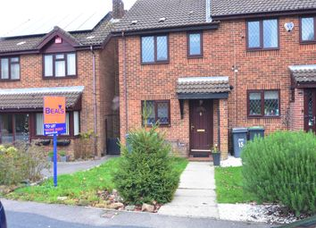 Thumbnail 2 bed end terrace house to rent in Harkness Drive, Waterlooville, Hampshire