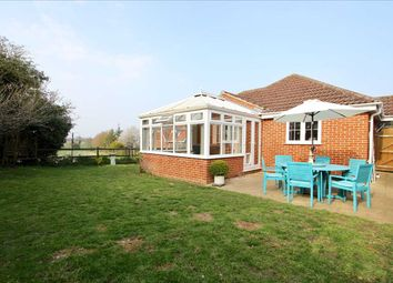Thumbnail 3 bed detached bungalow for sale in The Paddocks, Tuddenham, Ipswich