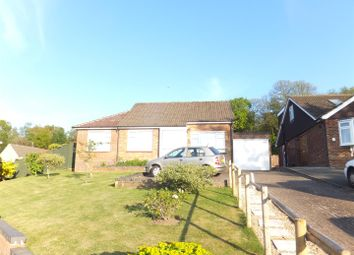 Thumbnail 2 bed bungalow for sale in Normanhurst Road, Borough Green, Kent