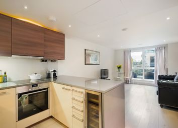 Thumbnail 1 bedroom flat for sale in Octavia House, Imperial Wharf, Fulham