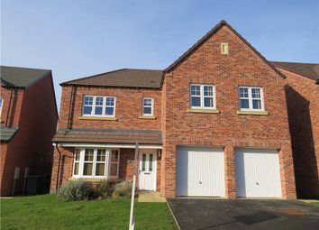 Thumbnail 5 bed detached house for sale in Phildock Wood Road, Derby