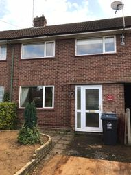 Thumbnail 3 bed terraced house to rent in Cromwell Road, Ware
