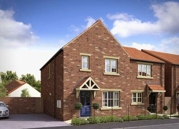 Thumbnail 3 bed semi-detached house for sale in Plot 6 - The Elm, Waters Meet, Great Broughton