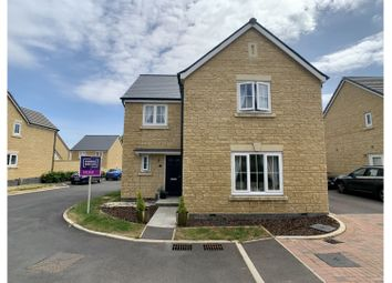 Thumbnail 4 bed detached house for sale in Duke Crescent, Corsham