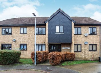Thumbnail 1 bed flat for sale in Hadrians Court, Peterborough