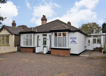 Thumbnail 5 bed detached bungalow for sale in High Street, Chasetown, Burntwood