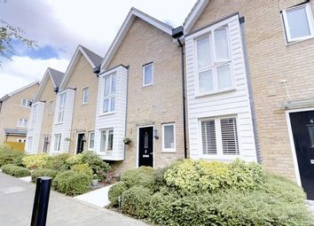 Thumbnail 3 bed terraced house for sale in Butterfly Crescent, Nash Mills, Hemel Hempstead