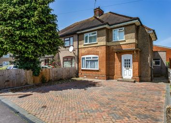 Thumbnail 4 bed semi-detached house for sale in Beatty Road, Stanmore, Middlesex