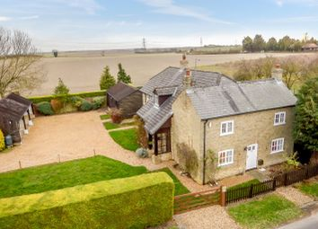 Thumbnail 4 bed detached house for sale in Mill Hill, Swaffham Prior, Cambridge
