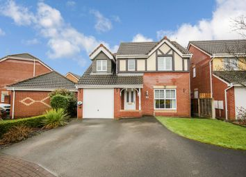 4 bed detached house for sale in Muirfield Close, Euxton, Chorley PR7