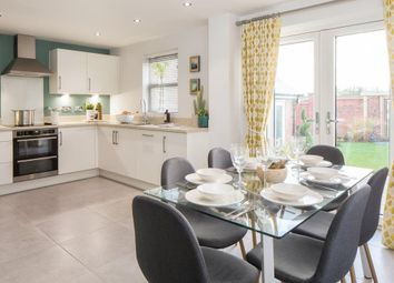 "Thumbnail 3 bed detached house for sale in ""Hadley"" at St. Georges Way, Newport"